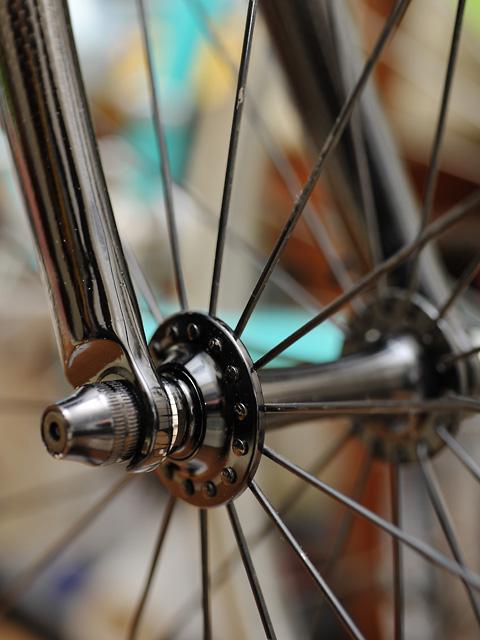 自転車の 自転車 ホイール 組み方 種類 : ちなみに今のっているFELT Breed ...